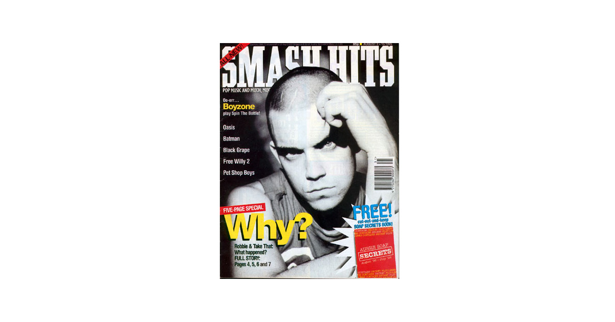 1995 - 2 Août - Smash Hits