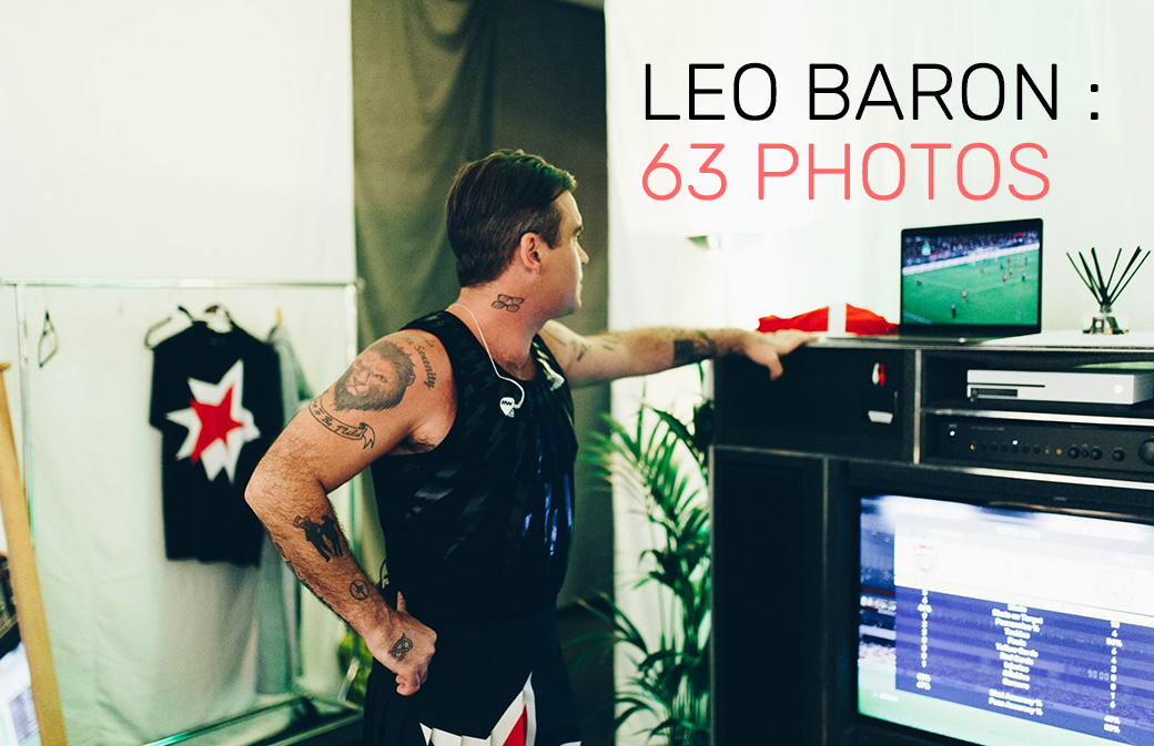 Leo Baron : 63 Photos