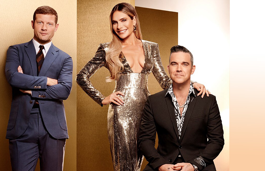 X Factor : les photos Promo du Solid Gold Entertainment !