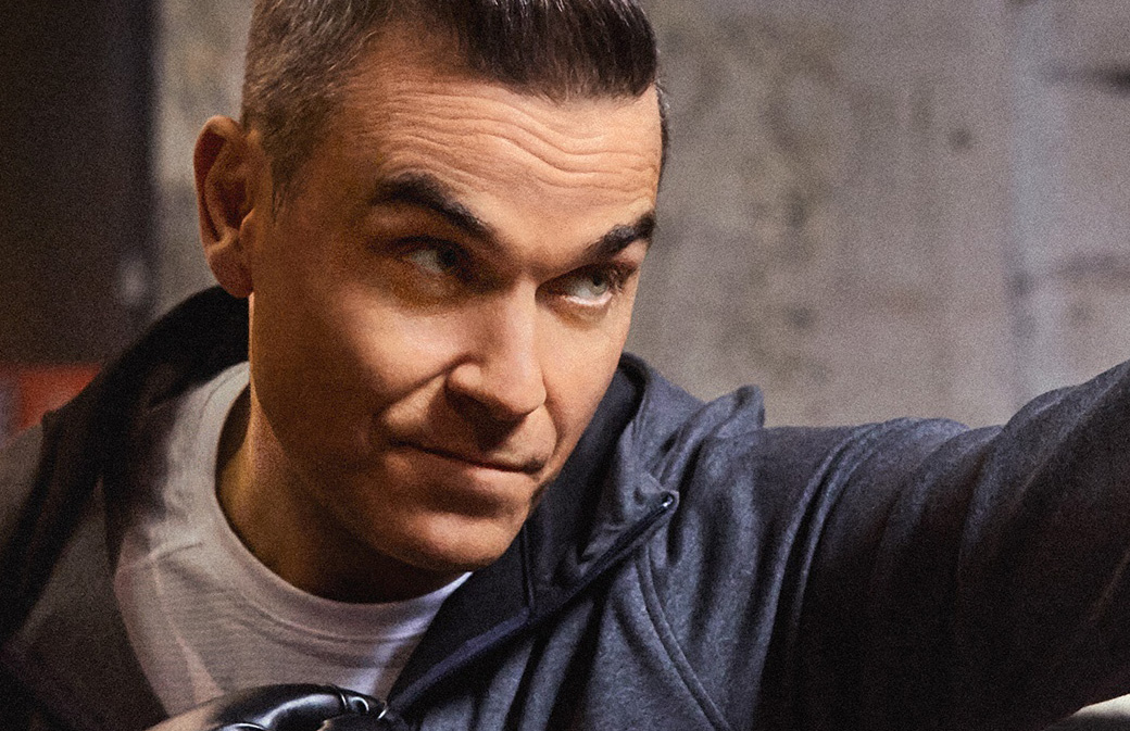 Robbie Williams devient ambassadeur de Weight Watchers