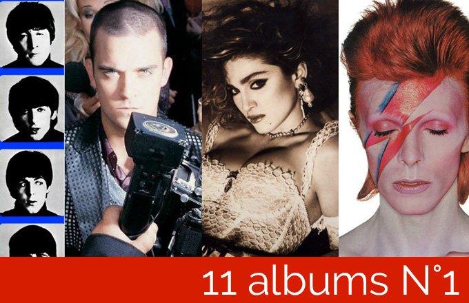 Robbie Williams : le 4ème plus grand artiste au Royaume-Uni