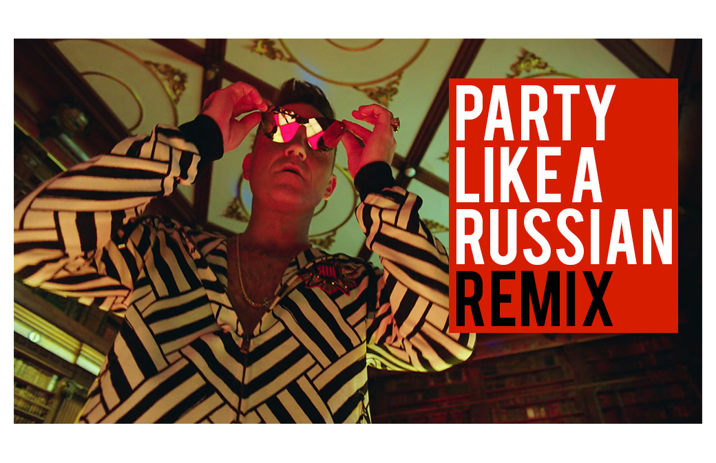 Téléchargez un remix de Party Like A Russian
