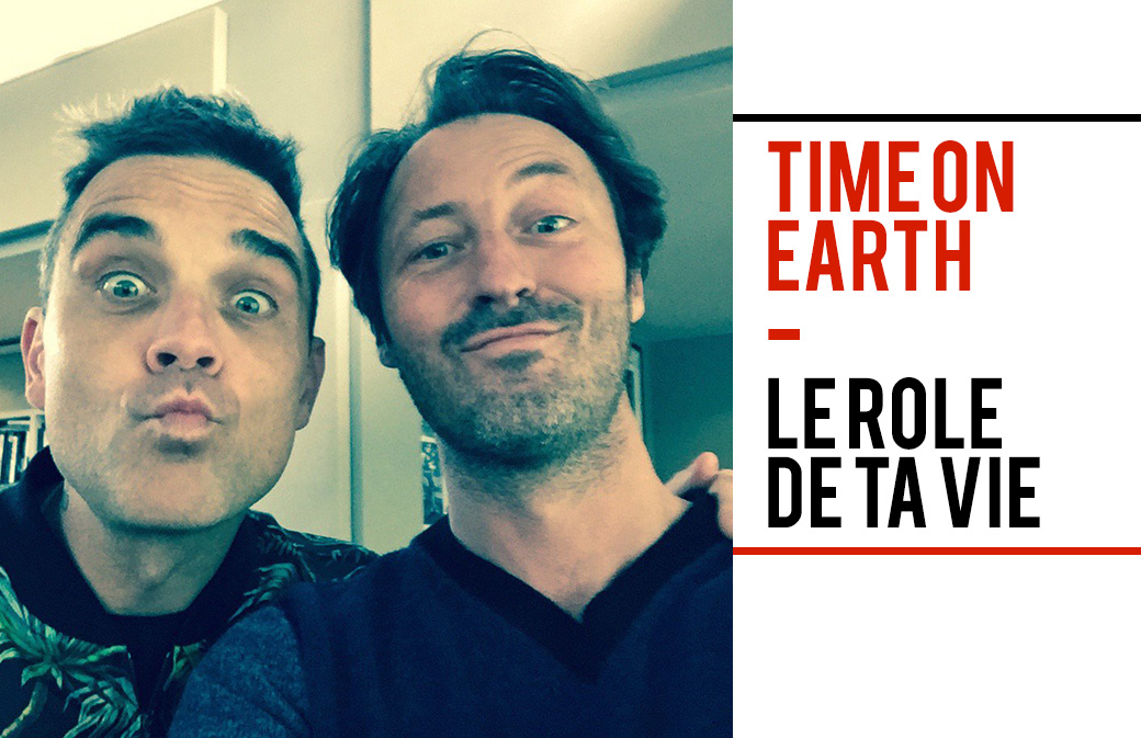 Time On Earth (French Version) a été composé par Doriand