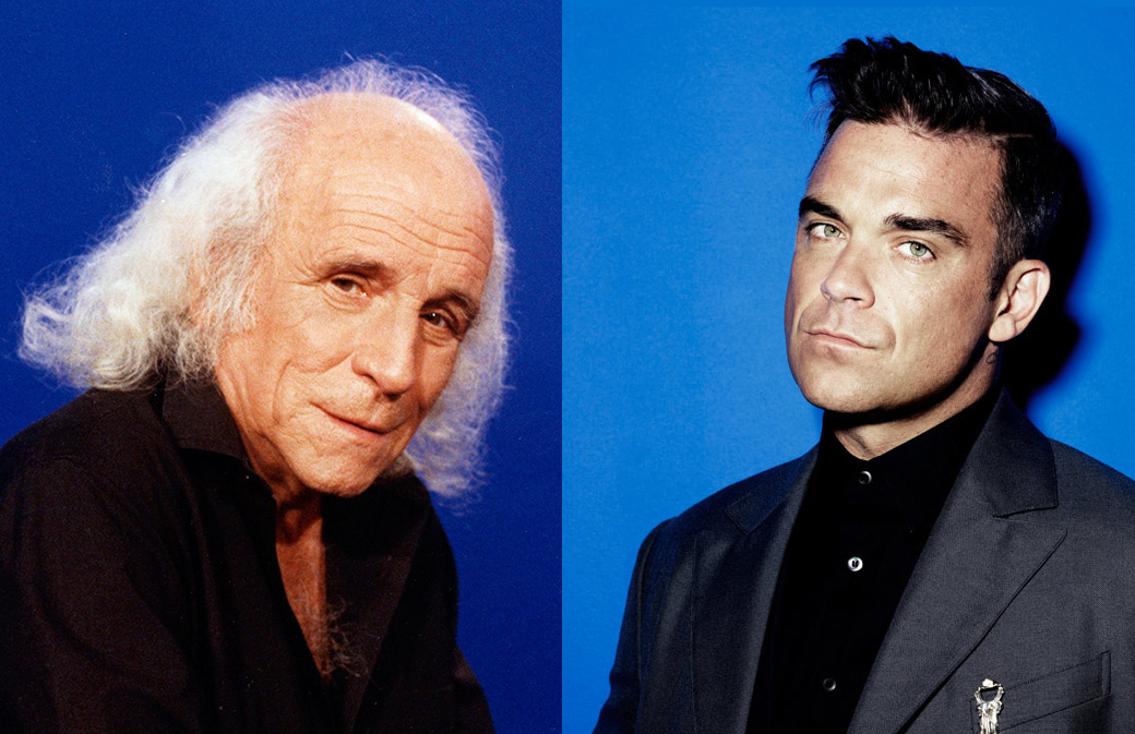 Robbie Williams reprend Léo Ferré sur The Impossible