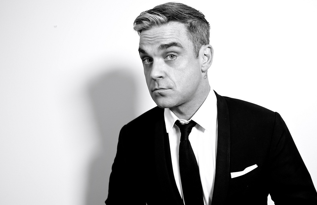 Robbie Williams reprend Vera Hall