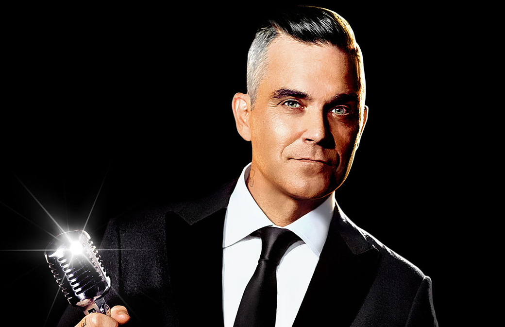 Las Vegas : Robbie Williams remet le couvert en 2020 !