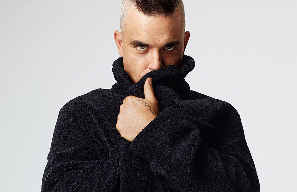 Concerts : Robbie Williams multiplie les One-Off