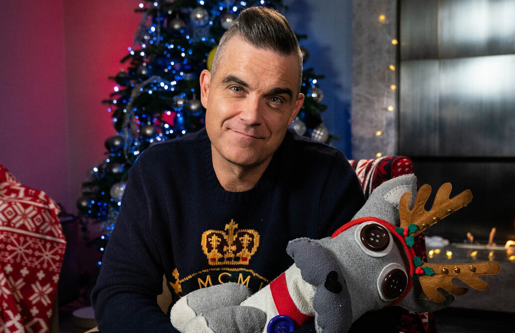 Robbie Williams : un conte pour enfants