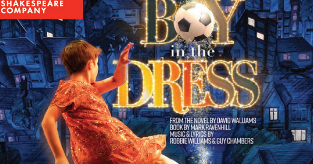 The Boy In The Dress : 2 titres inédits de Robbie !