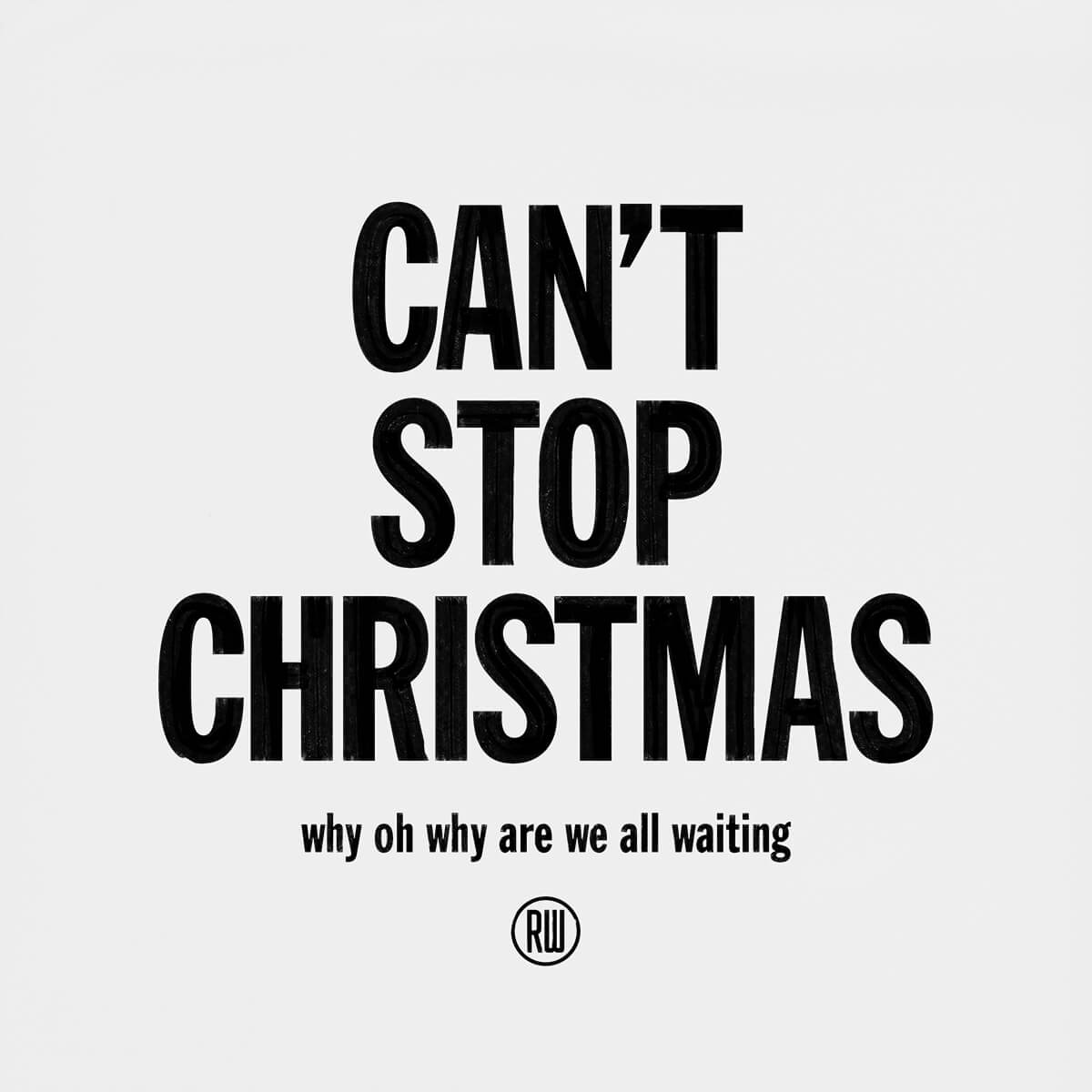 Can't Stop Christmas
