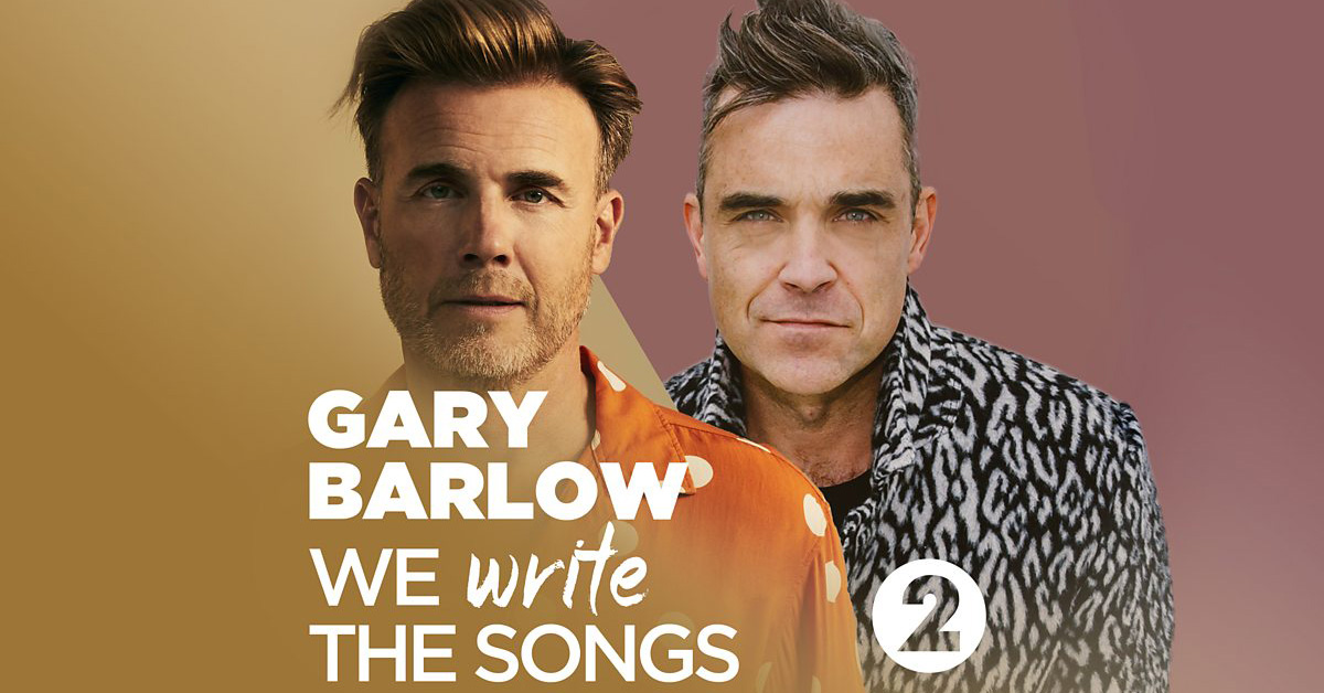 Podcast : Gary Barlow et Robbie Williams - Part 1