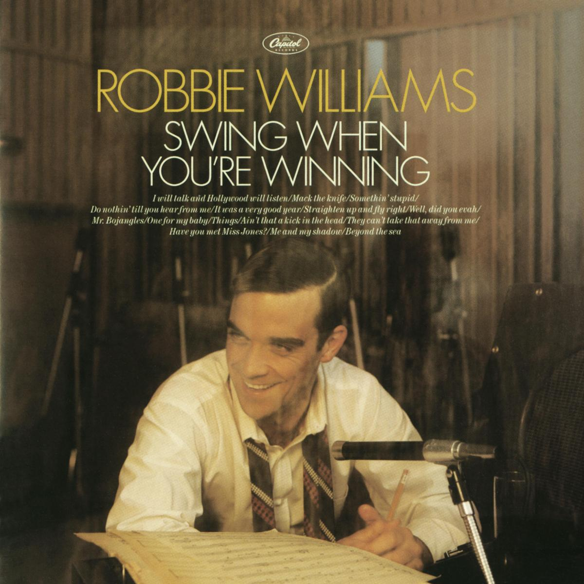 Swing When You're Winning - Vinyle