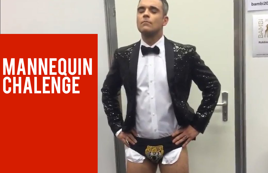 Bambi Awards : le Mannequin Challenge