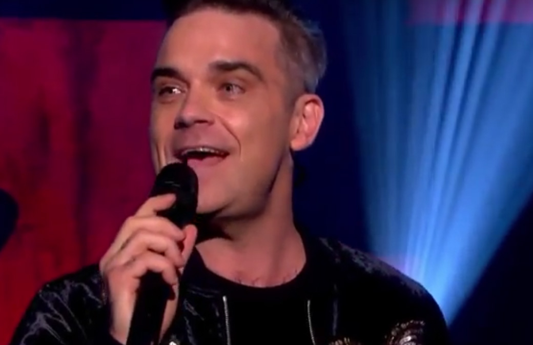 Love My Life - Live @ Chatty Man Christmas Special