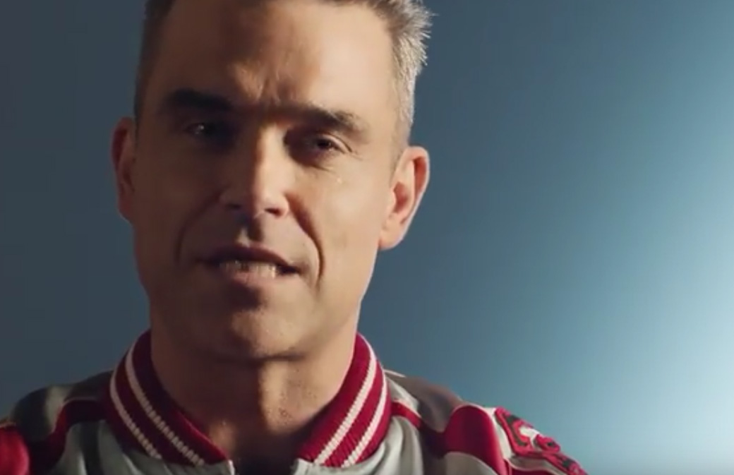 Mastercard : Robbie Williams surprend une fan