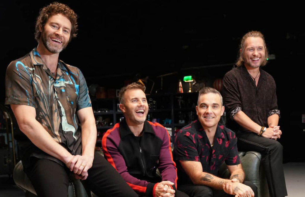 Take That : We've Come A Long Way