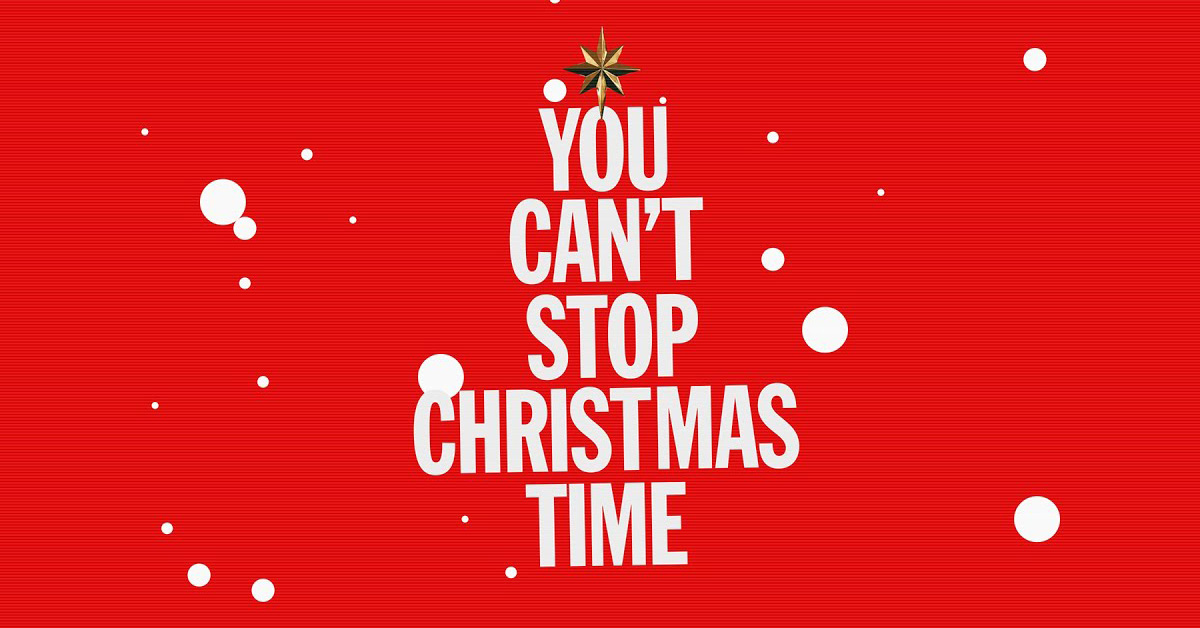 Can't Stop Christmas : Lyric Video et Traduction