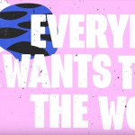 Everybody Wants to Rule the World (Lyrics Video)