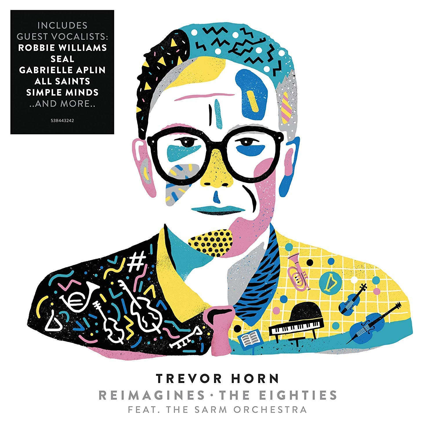 Trevor Horn Reimagines The Eighties