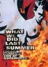 What We Did Last Summer (DVD Zone 1)