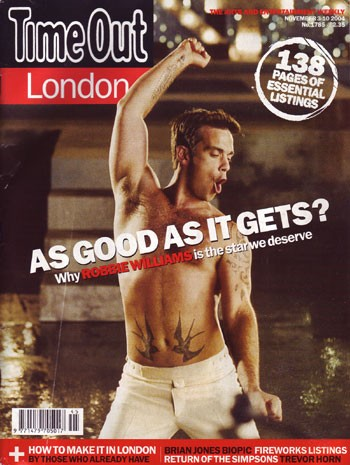 Time Out (03/11/04)