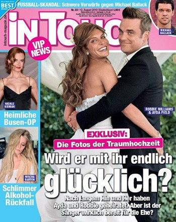 In Touch (12/08/10)