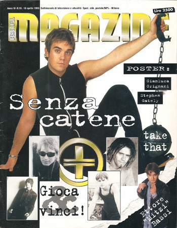 Beautiful Magazine (18/04/96)