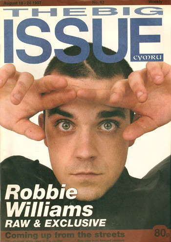 The Big Issue (18/08/97)