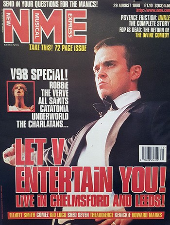NME (29/08/98)