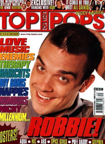 Top Of The Pops (Septembre 1998)
