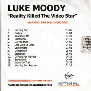 Reality Killed The Video Star (Promo - 4)