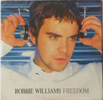 Freedom (CD 2 Titres - 8831902 - UK)